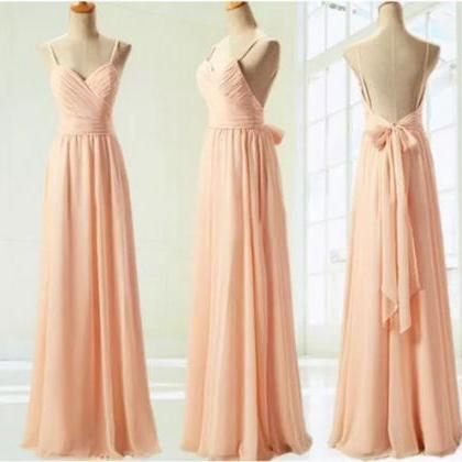 Simple prom dresses,sweetheart dres..